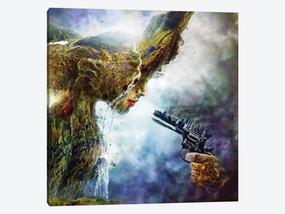 Betrayal by Mario Sanchez Nevado 1-piece Canvas Art
