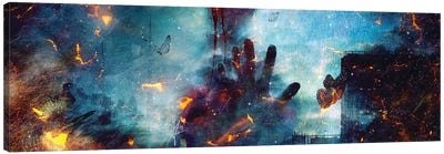 Between Life And Death Canvas Art Print