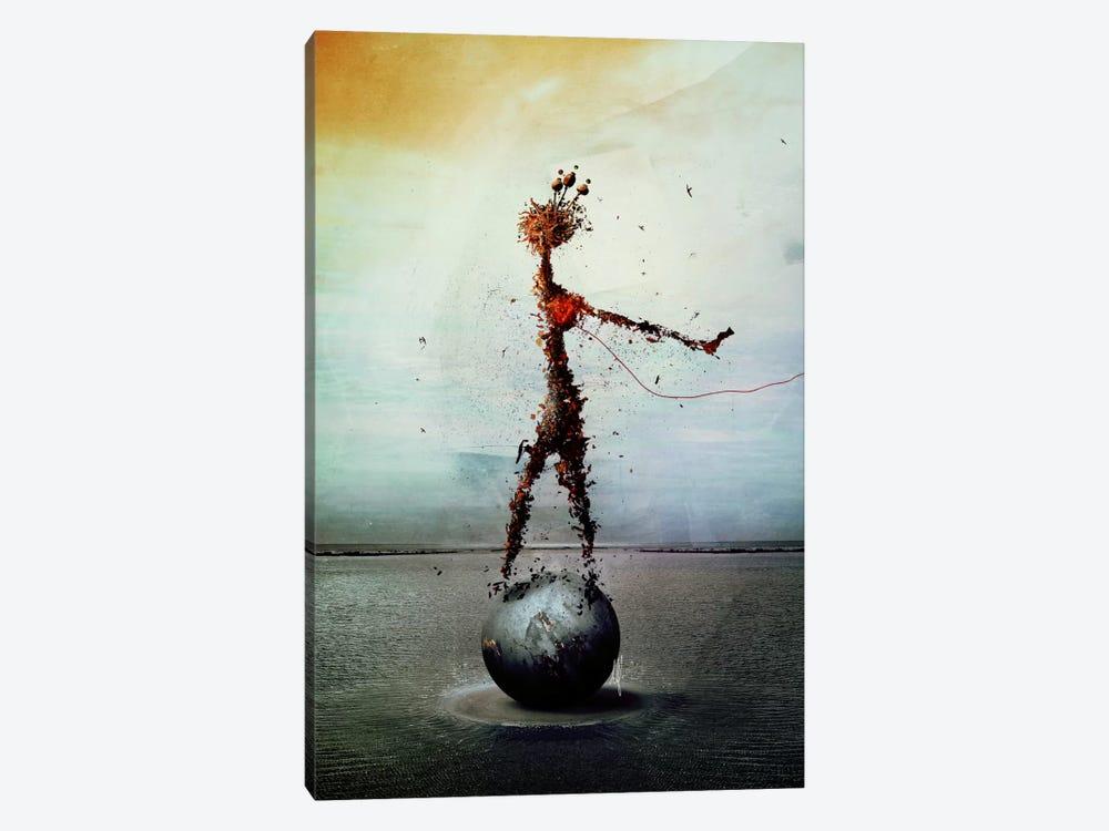 Blood by Mario Sanchez Nevado 1-piece Canvas Print