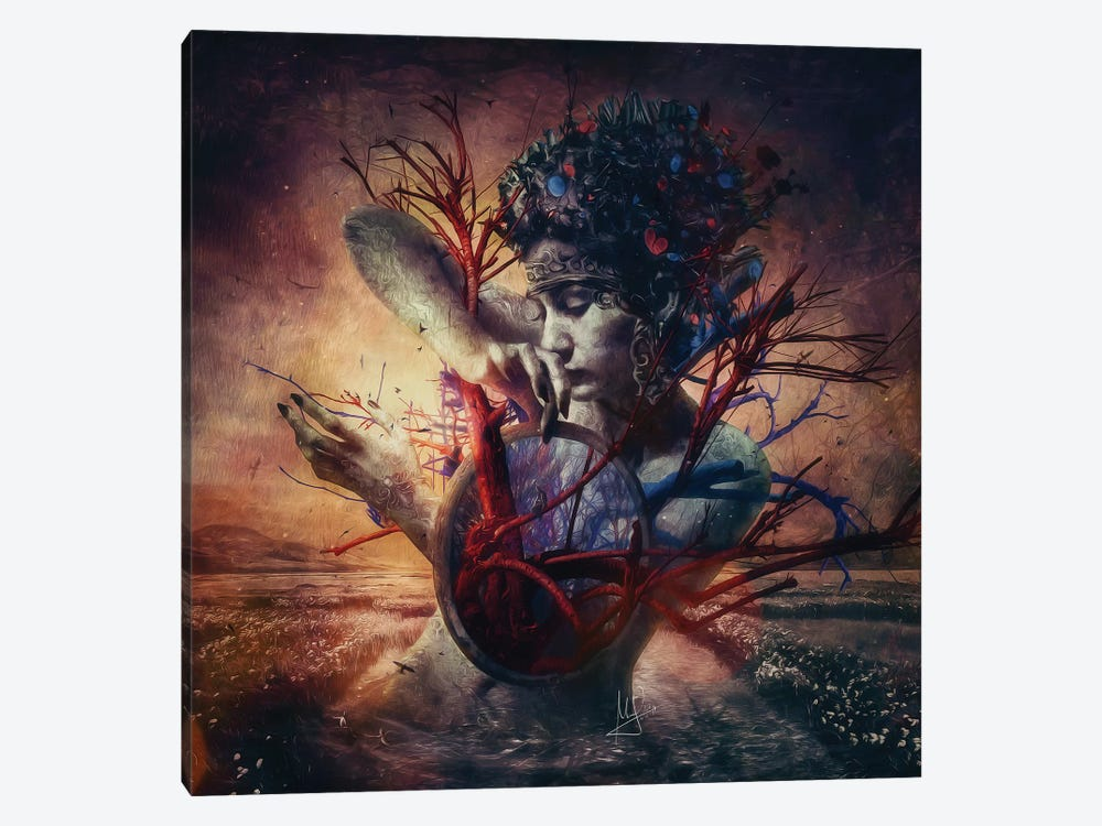 Blossom by Mario Sanchez Nevado 1-piece Canvas Artwork
