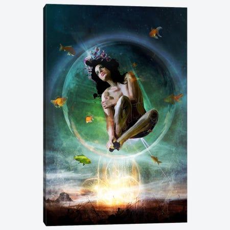 A Noise Severe Canvas Print #MSN1} by Mario Sanchez Nevado Canvas Art Print