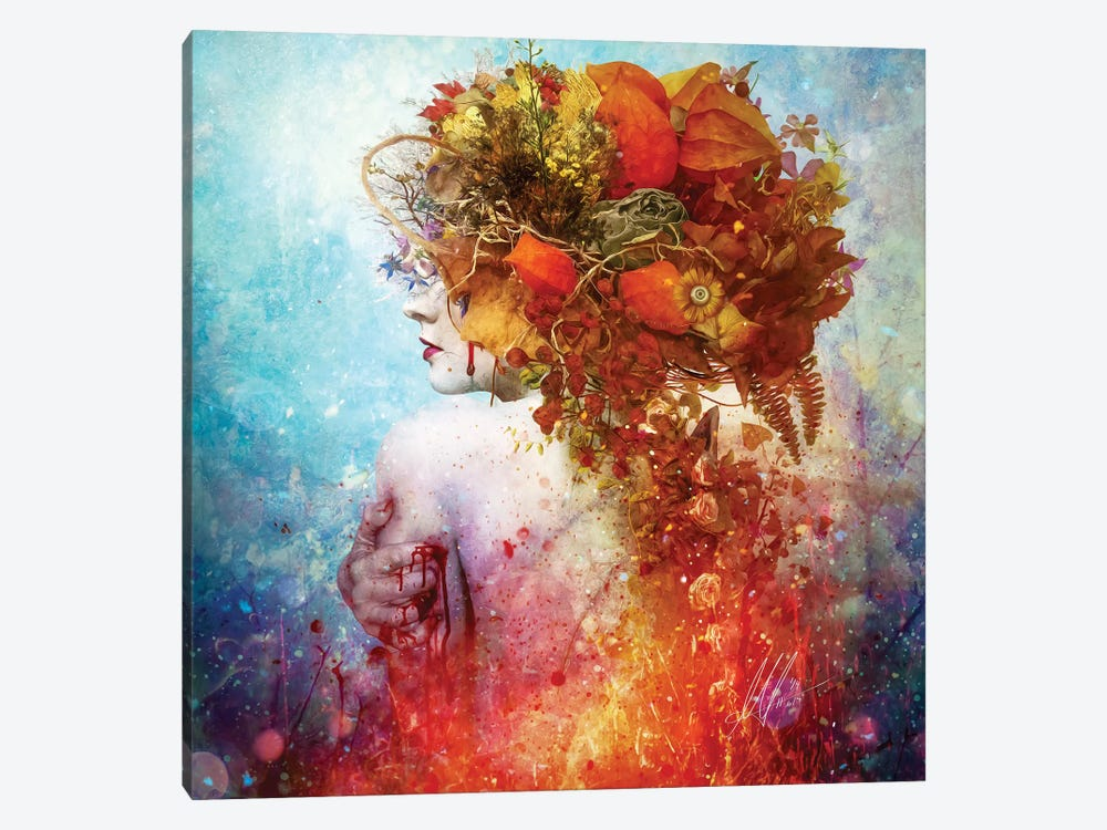 Compassion by Mario Sanchez Nevado 1-piece Canvas Art Print