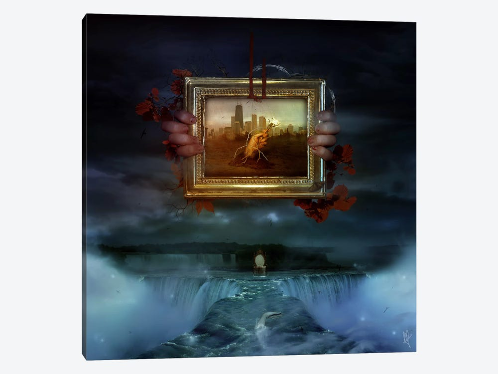 Dangerous Dreams by Mario Sanchez Nevado 1-piece Canvas Wall Art