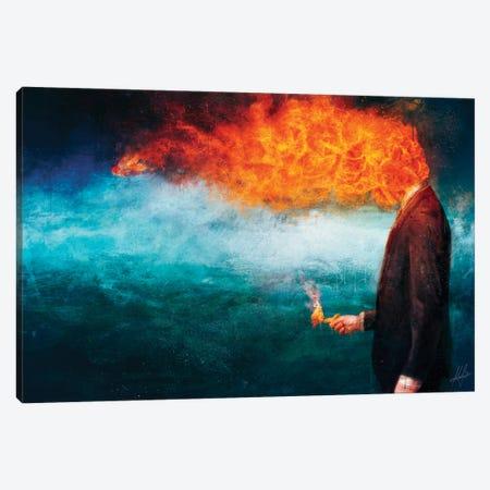 Deep Canvas Print #MSN25} by Mario Sanchez Nevado Canvas Art