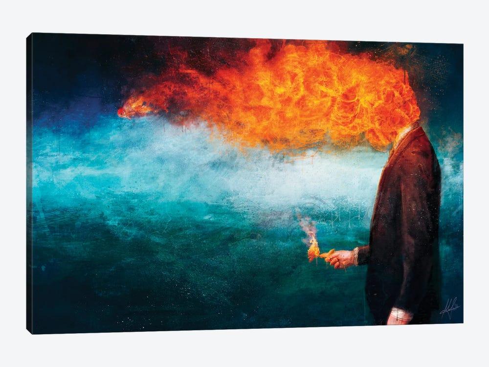 Deep by Mario Sanchez Nevado 1-piece Art Print