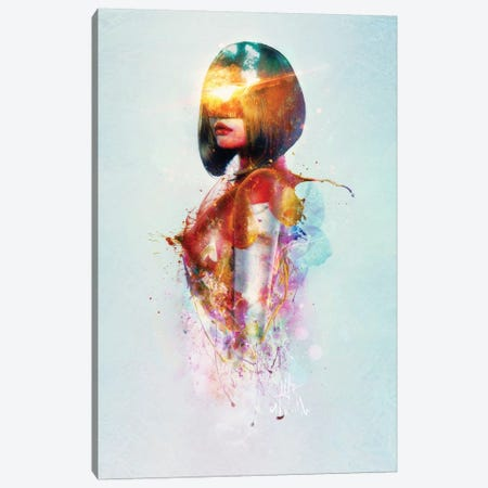 Deja Vu Canvas Print #MSN26} by Mario Sanchez Nevado Canvas Artwork