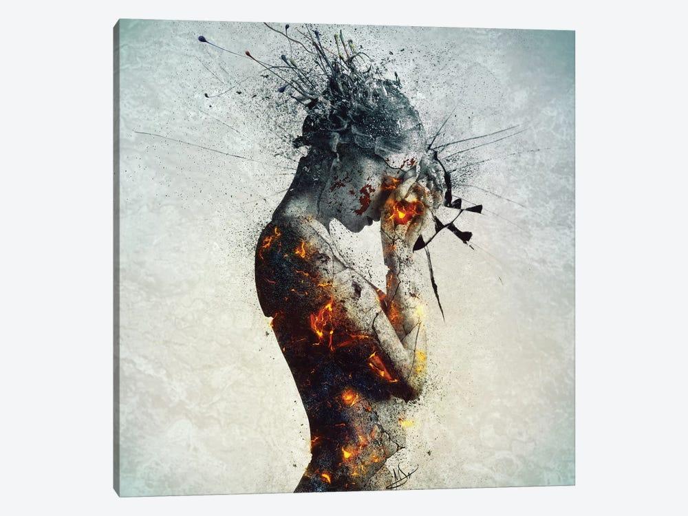 Deliberation by Mario Sanchez Nevado 1-piece Art Print