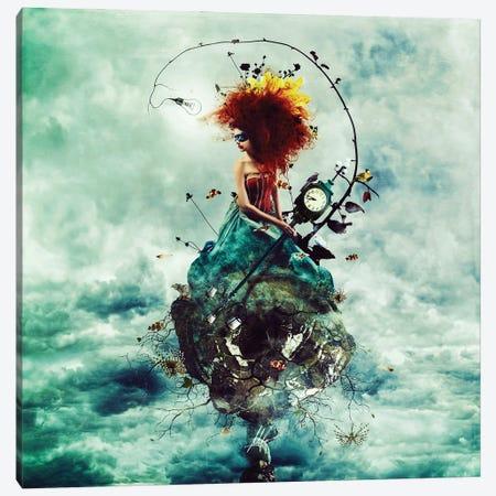 Delirium Canvas Print #MSN28} by Mario Sanchez Nevado Art Print