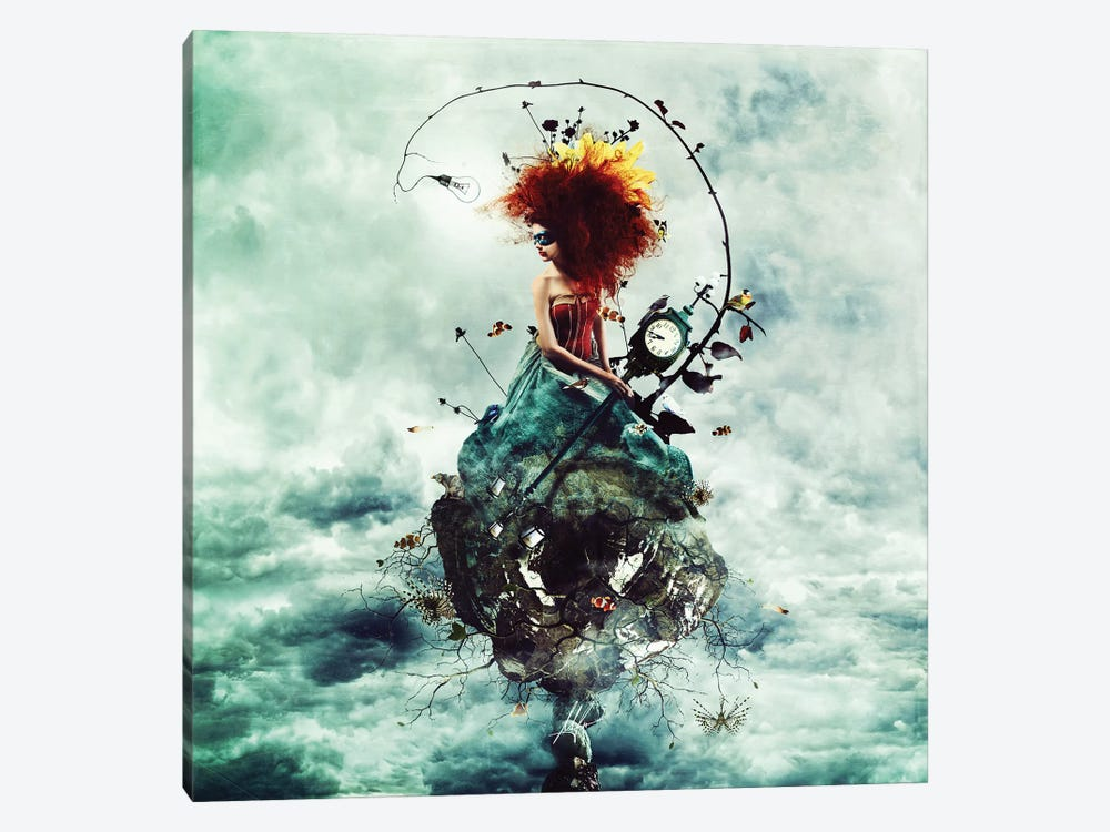 Delirium by Mario Sanchez Nevado 1-piece Canvas Artwork
