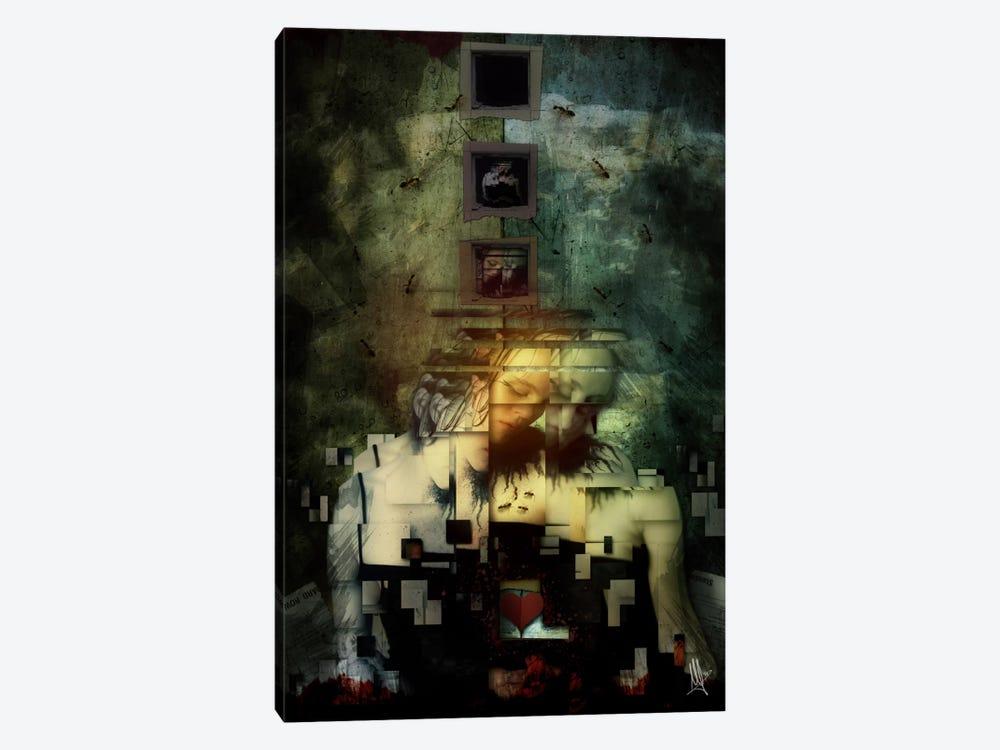 Divided by Mario Sanchez Nevado 1-piece Canvas Art Print