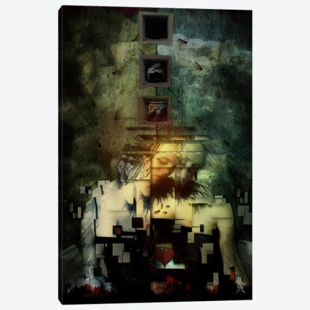 Divided Canvas Print #MSN30} by Mario Sanchez Nevado Canvas Art