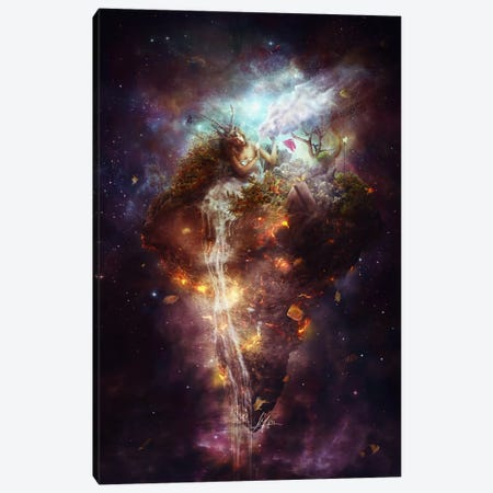 Empathy Canvas Print #MSN33} by Mario Sanchez Nevado Canvas Art