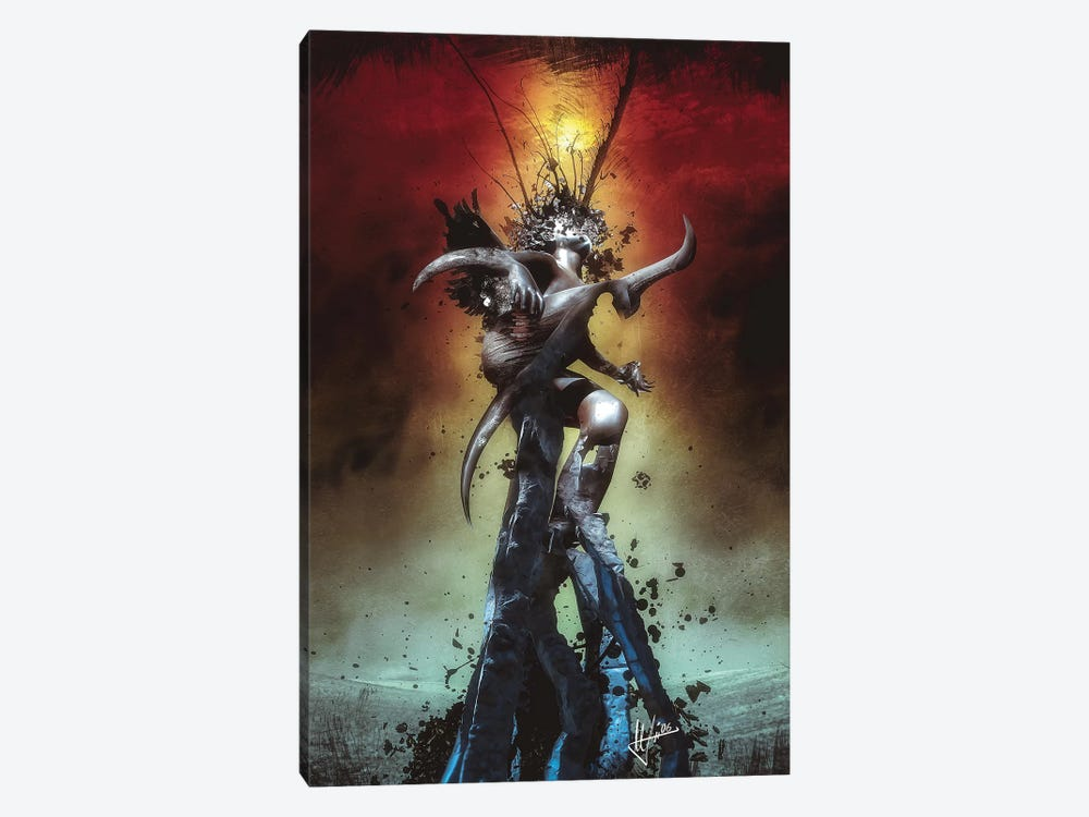 Eternity by Mario Sanchez Nevado 1-piece Canvas Art