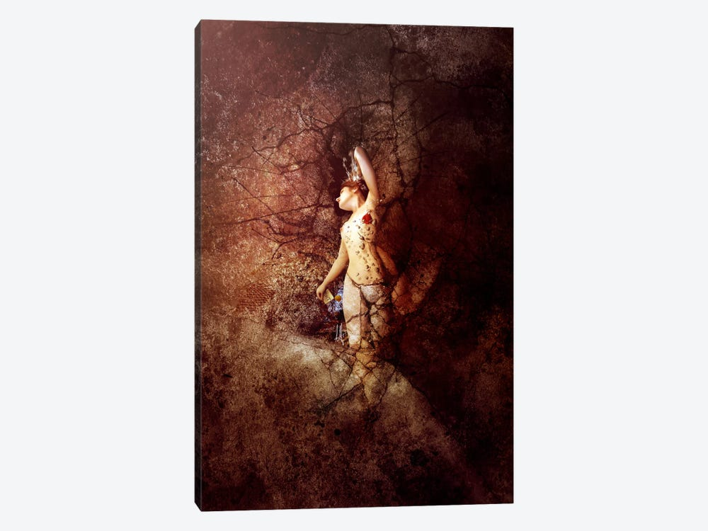 Exit Mould by Mario Sanchez Nevado 1-piece Canvas Print