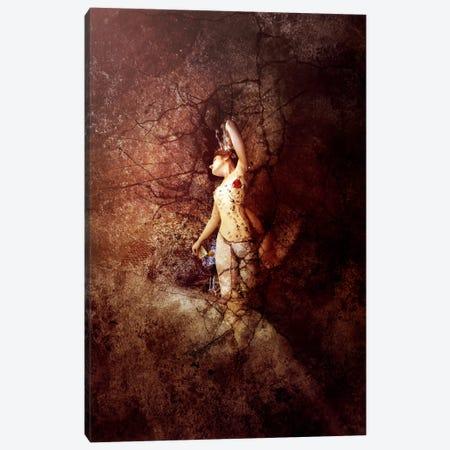 Exit Mould Canvas Print #MSN38} by Mario Sanchez Nevado Canvas Art