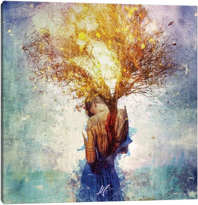 Forgiveness Canvas Art Print