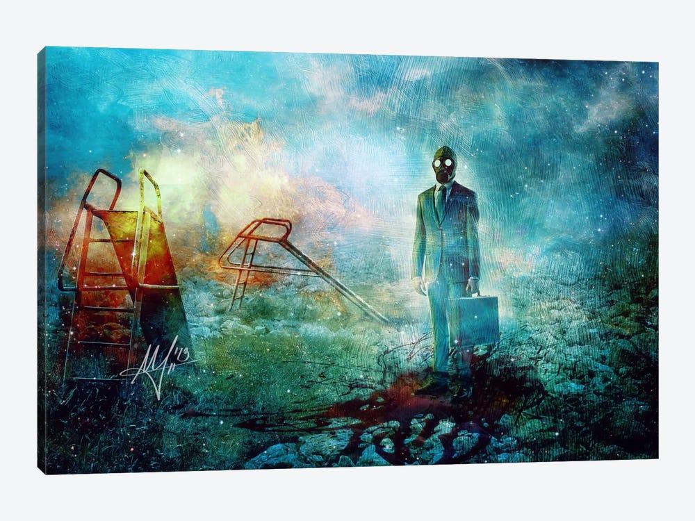 Grief by Mario Sanchez Nevado 1-piece Canvas Artwork