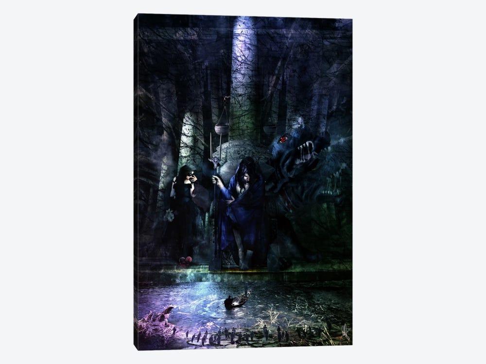 Hades by Mario Sanchez Nevado 1-piece Canvas Print