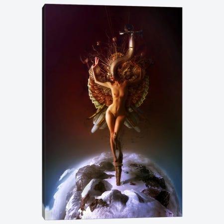 Heaven 3-Piece Canvas #MSN44} by Mario Sanchez Nevado Canvas Art