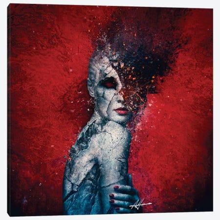Indifference 3-Piece Canvas #MSN52} by Mario Sanchez Nevado Canvas Artwork