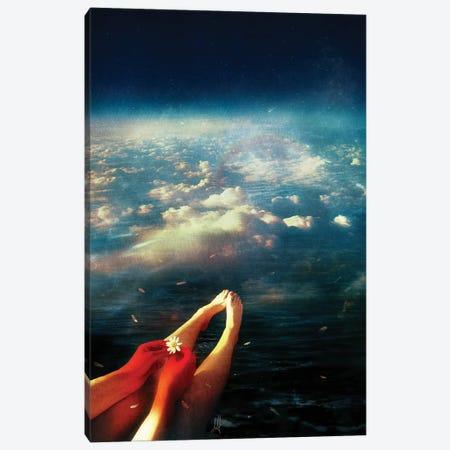 Again Canvas Print #MSN5} by Mario Sanchez Nevado Canvas Art