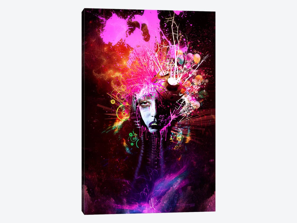 Overdose 1-piece Canvas Wall Art