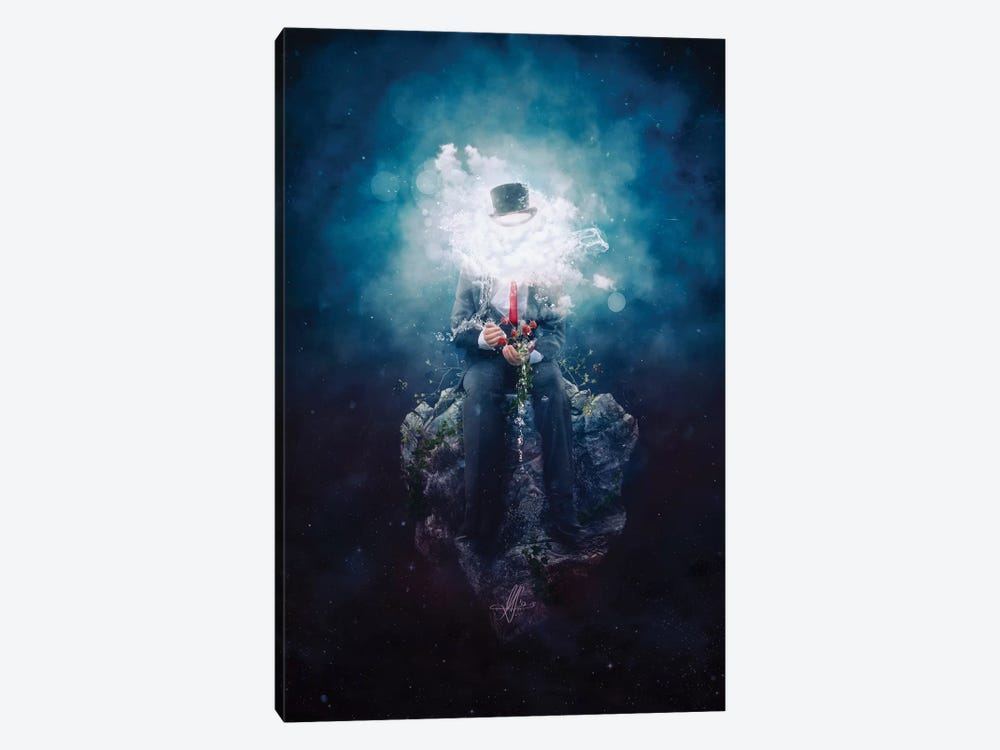 Patience by Mario Sanchez Nevado 1-piece Canvas Print