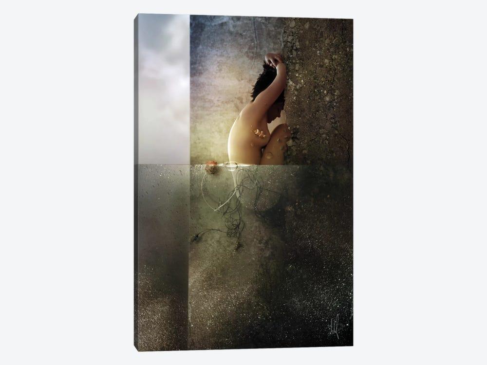 Reality Clash by Mario Sanchez Nevado 1-piece Canvas Art Print