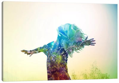 Release Canvas Art Print