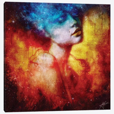 Revelation Canvas Print #MSN70} by Mario Sanchez Nevado Canvas Artwork