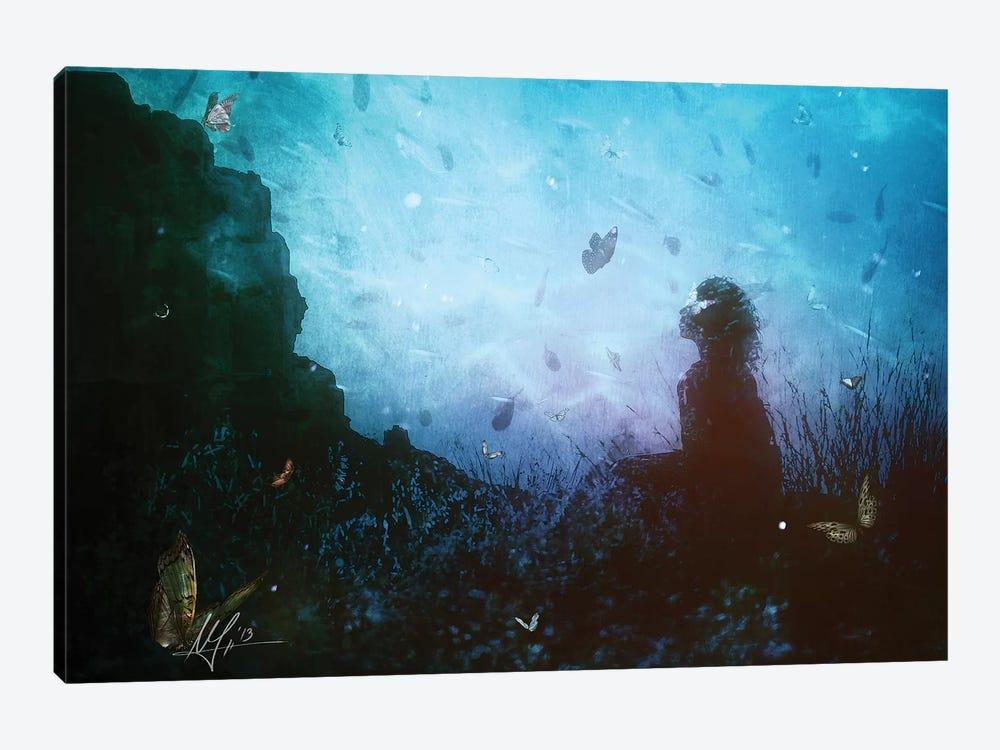 Shattered Memories by Mario Sanchez Nevado 1-piece Canvas Print