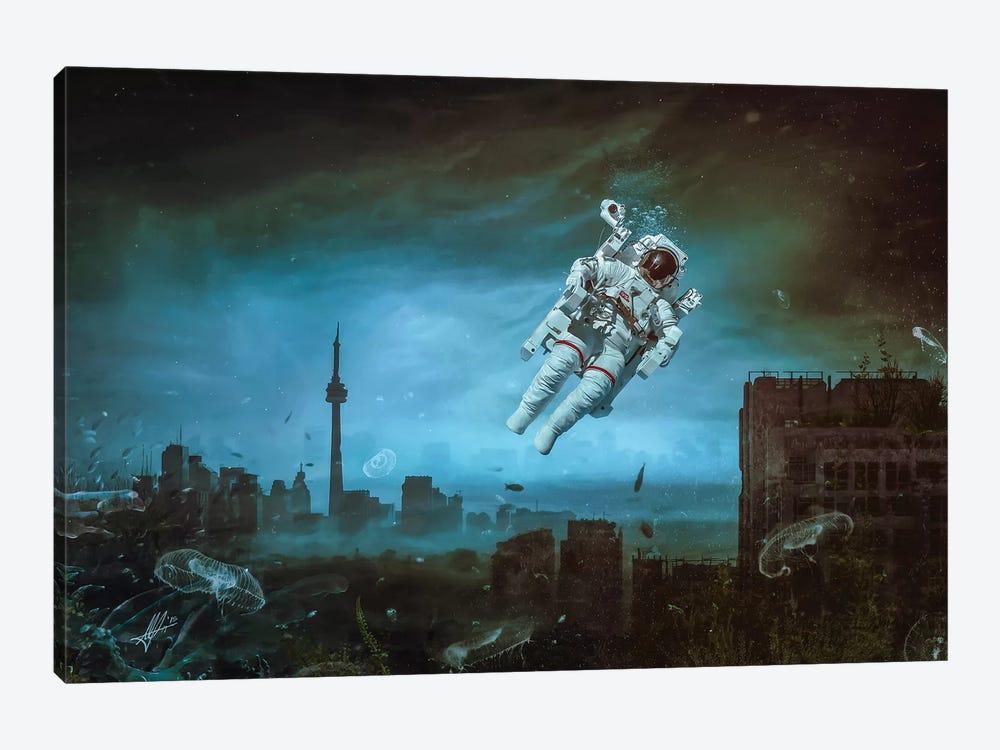 Sometimes by Mario Sanchez Nevado 1-piece Canvas Art