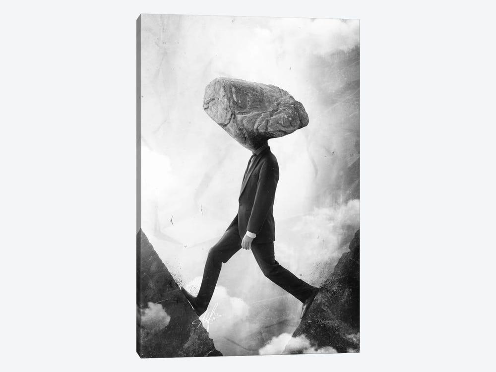 Stubborn by Mario Sanchez Nevado 1-piece Canvas Art