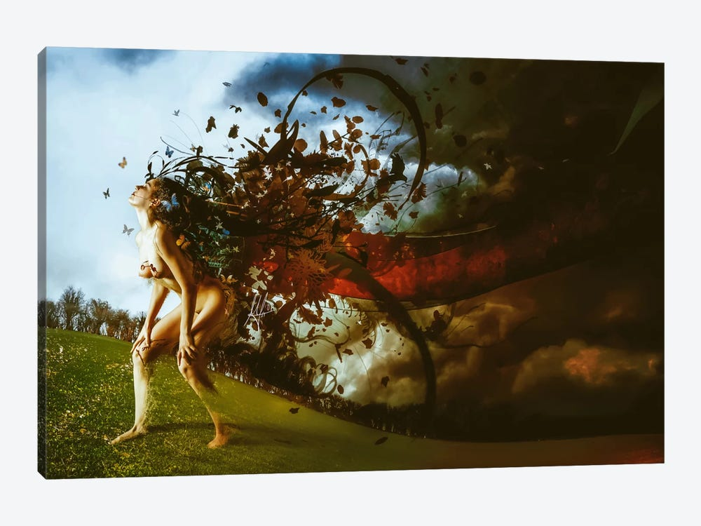 The End Of The Lonely Days by Mario Sanchez Nevado 1-piece Canvas Print