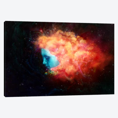 Trance Canvas Print #MSN89} by Mario Sanchez Nevado Canvas Print