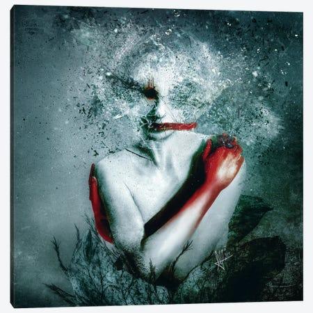 (Blooming) Protection Canvas Print #MSN95} by Mario Sanchez Nevado Art Print