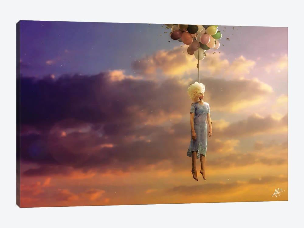 Drifting On A Sad Song by Mario Sanchez Nevado 1-piece Canvas Art