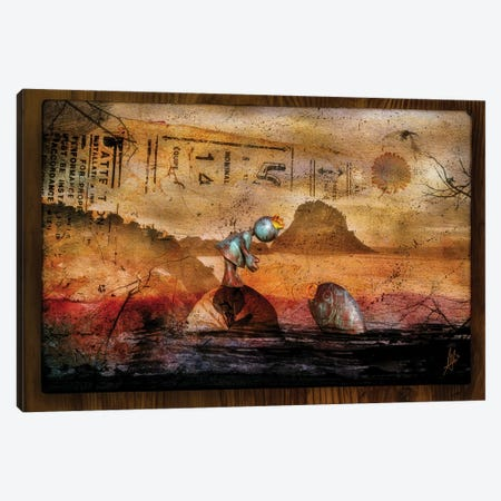 Once Upon A Time Canvas Print #MSN99} by Mario Sanchez Nevado Canvas Wall Art