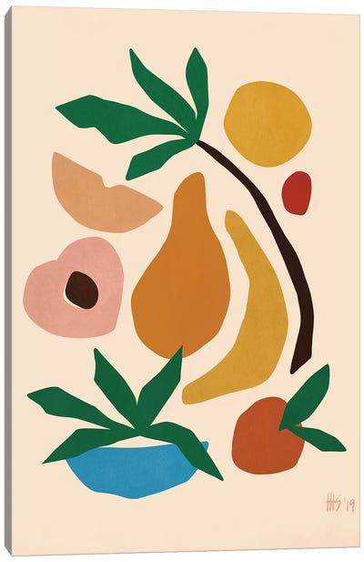 Fruit Salad Canvas Art Print