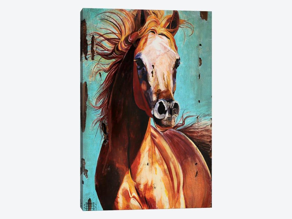 Champion by M & E Stoyanov Fine Art Studio 1-piece Canvas Print