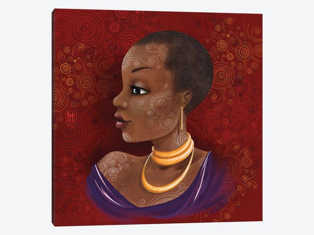 Aborigene by Misstigri 1-piece Canvas Art
