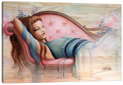 Evanescence Canvas Art Print