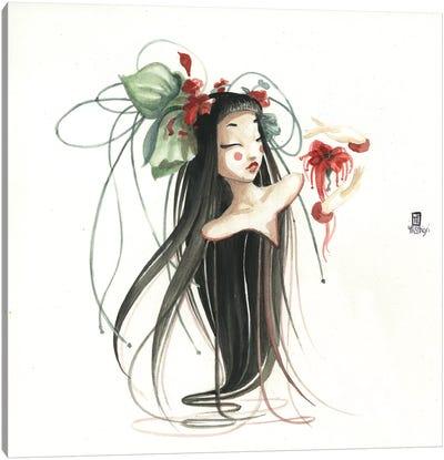 Aerienne I Canvas Art Print