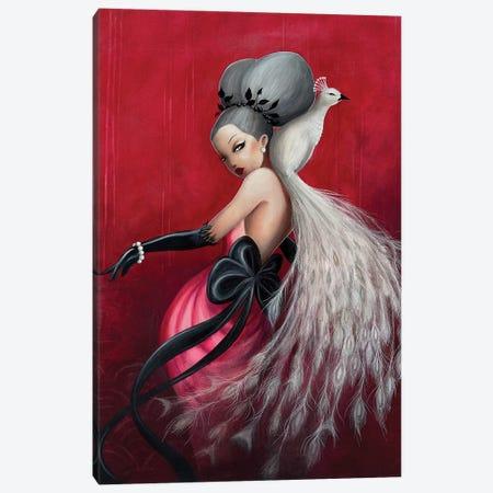 Paon Canvas Print #MTG65} by Misstigri Canvas Art