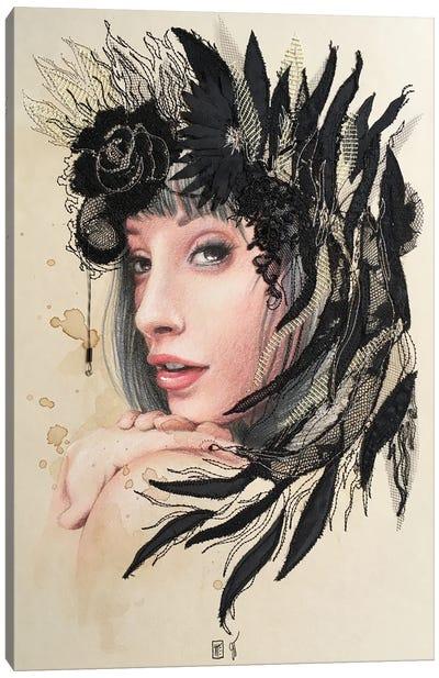 Salomé Canvas Art Print