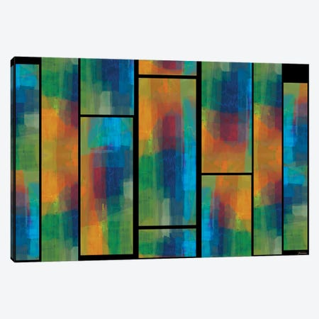 Sequential III Canvas Print #MTH102} by Michael Tienhaara Canvas Print