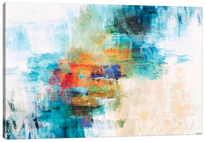 Splash I Canvas Art Print