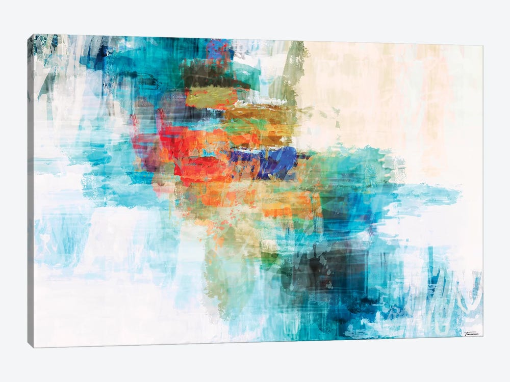 Splash II by Michael Tienhaara 1-piece Art Print