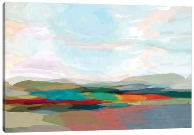 Strata III Canvas Art Print