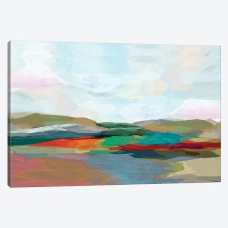 Strata IV Canvas Print #MTH108} by Michael Tienhaara Canvas Print